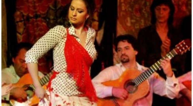 Flamenco in Madrid (with dinner)