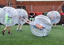 Lisbon Bubble Football