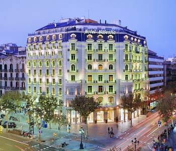 Barcelona Our Selection Of Trusted Four And Five Star Hotels