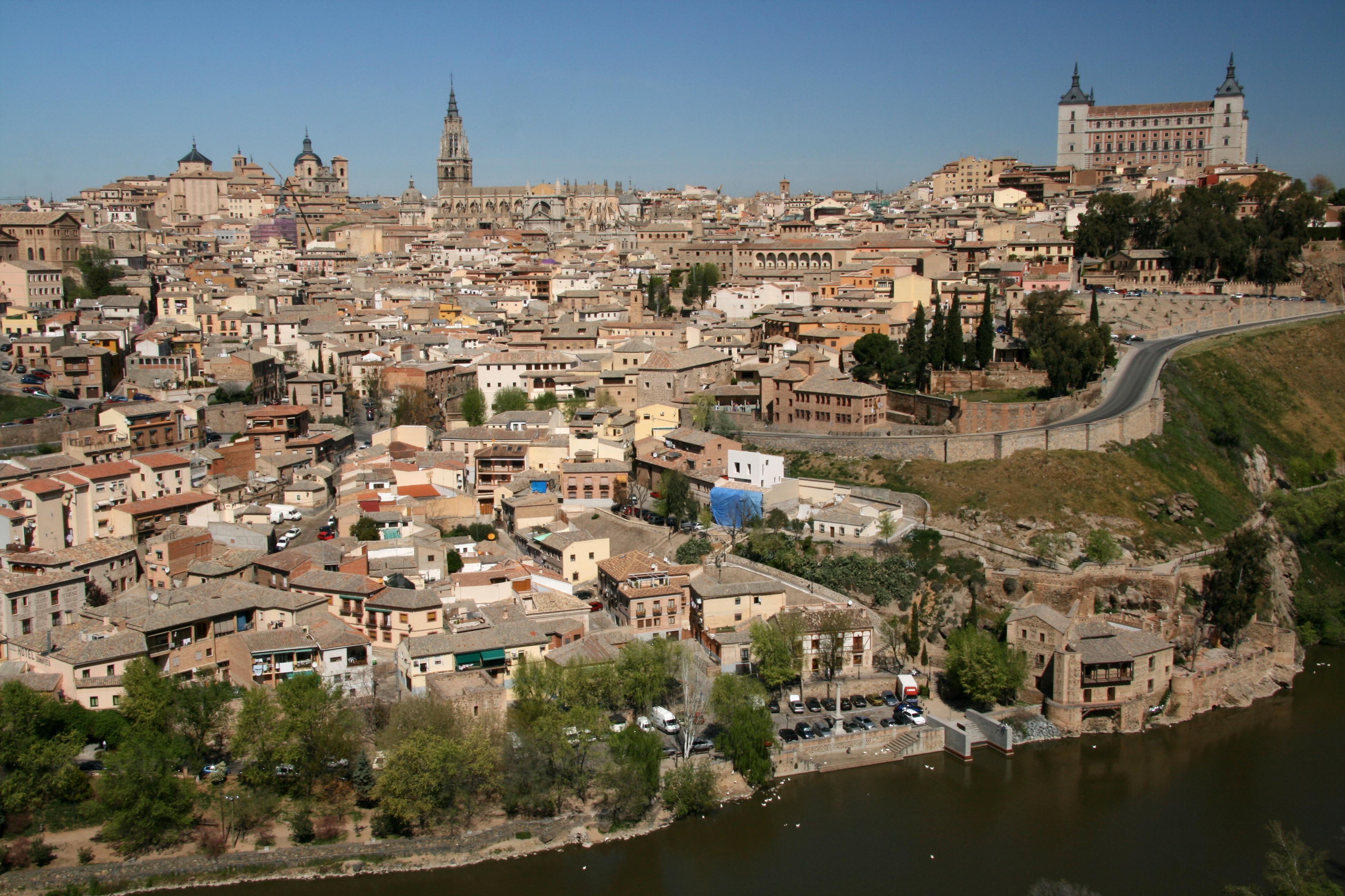 Toledo Visit