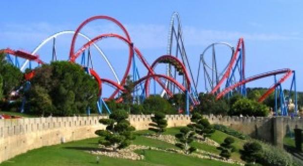 Amusement Park Port Aventura